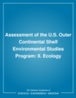 Assessment of the U.S. Outer Continental Shelf Environmental Studies Program : II. Ecology - eBook