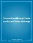 Surface Coal Mining Effects on Ground Water Recharge - eBook