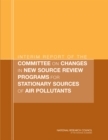 Interim Report of the Committee on Changes in New Source Review Programs for Stationary Sources of Air Pollutants - eBook