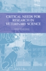 Critical Needs for Research in Veterinary Science - eBook