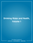 Drinking Water and Health, : Volume 1 - eBook