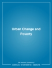 Urban Change and Poverty - eBook
