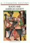 A Common Destiny : Blacks and American Society - eBook