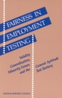 Fairness in Employment Testing : Validity Generalization, Minority Issues, and the General Aptitude Test Battery - eBook