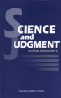 Science and Judgment in Risk Assessment - eBook