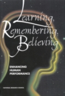 Learning, Remembering, Believing : Enhancing Human Performance - eBook
