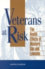 Veterans at Risk : The Health Effects of Mustard Gas and Lewisite - eBook
