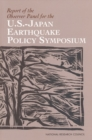 Report of the Observer Panel for the U.S.-Japan Earthquake Policy Symposium - eBook