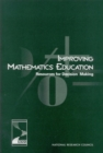 Improving Mathematics Education : Resources for Decision Making - eBook