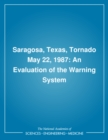 Saragosa, Texas, Tornado May 22, 1987 : An Evaluation of the Warning System - eBook