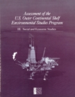 Assessment of the U.S. Outer Continental Shelf Environmental Studies Program : III. Social and Economic Studies - eBook