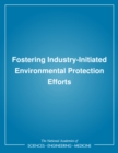 Fostering Industry-Initiated Environmental Protection Efforts - eBook