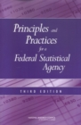 Principles and Practices for a Federal Statistical Agency : Third Edition - eBook