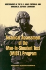 Technical Assessment of the Man-in-Simulant Test Program - eBook