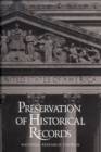 Preservation of Historical Records - eBook