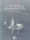 Assessment of the U.S. Outer Continental Shelf Environmental Studies Program : I. Physical Oceanography - eBook