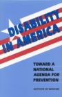 Disability in America : Toward a National Agenda for Prevention - eBook