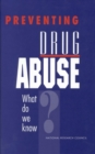 Preventing Drug Abuse : What Do We Know? - eBook