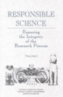 Responsible Science : Ensuring the Integrity of the Research Process: Volume I - eBook