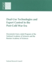 Dual-Use Technologies and Export Control in the Post-Cold War Era - eBook