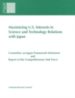 Maximizing U.S. Interests in Science and Technology Relations with Japan - eBook
