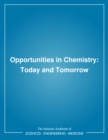 Opportunities in Chemistry : Today and Tomorrow - eBook