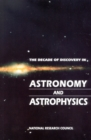 The Decade of Discovery in Astronomy and Astrophysics - eBook