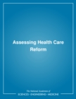 Assessing Health Care Reform - eBook