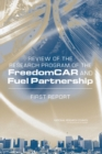 Review of the Research Program of the FreedomCAR and Fuel Partnership : First Report - eBook