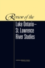 Review of the Lake Ontario-St. Lawrence River Studies - eBook