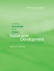 Linking Knowledge with Action for Sustainable Development : The Role of Program Management: Summary of a Workshop - eBook