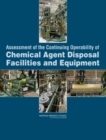 Assessment of the Continuing Operability of Chemical Agent Disposal Facilities and Equipment - eBook