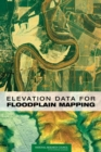 Elevation Data for Floodplain Mapping - eBook
