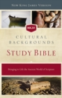 NKJV, Cultural Backgrounds Study Bible, Leathersoft, Brown, Red Letter Edition : Bringing to Life the Ancient World of Scripture - eBook