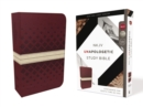 NKJV, Unapologetic Study Bible, Leathersoft, Red/Tan, Red Letter : Confidence for Such a Time As This - Book