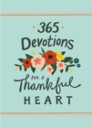 365 Devotions for a Thankful Heart - Book