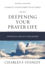 Deepening Your Prayer Life : Approach God with Boldness - Book