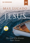Jesus Video Study : The God Who Knows Your Name - Book