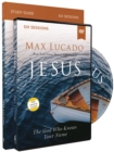 Jesus Study Guide with DVD : The God Who Knows Your Name - Book