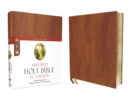 Amplified Holy Bible, XL Edition, Leathersoft, Brown - Book
