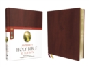 Amplified Holy Bible, XL Edition, Leathersoft, Burgundy - Book