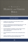 A Reader's Hebrew and Greek Bible : Second Edition - Book