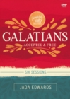 Galatians Video Study : Accepted and Free - Book