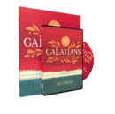 Galatians Study Guide with DVD : Liberating Acceptance - Book