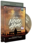 You Are Never Alone Study Guide with DVD : Trust in the Miracle of God's Presence and Power - Book
