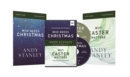 Who Needs Christmas/Why Easter Matters Study Guides with DVD - Book