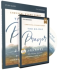 The 28-Day Prayer Journey Study Guide with DVD : Enjoying Deeper Conversations with God - Book