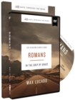 Romans Study Guide with DVD : In the Grip of Grace - Book