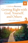 Getting Right with God, Yourself, and Others Participant's Guide 3 : A Recovery Program Based on Eight Principles from the Beatitudes - Book