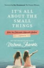 It's All About the Small Things : Why the Ordinary Moments Matter - Book